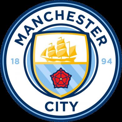 Принт Жіноча футболка Manchester City, Фото № 1 - FatLine
