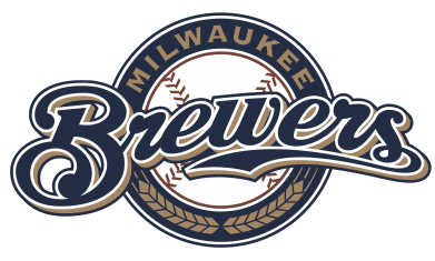 Принт кепка Milwaukee Brewers - FatLine