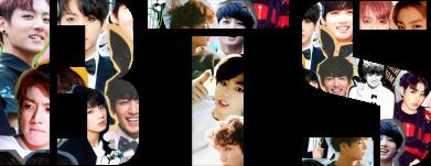 Принт Женская футболка BTS collage, Фото № 1 - FatLine