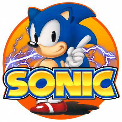 Принт Чоловіча футболка Sonic lightning, Фото № 1 - FatLine