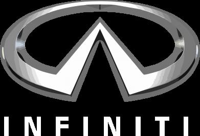 Принт Женские шорты Infinity Logo 3D - FatLine