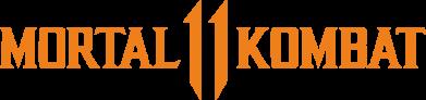 Принт Жіноча футболка Mortal kombat 11 logo, Фото № 1 - FatLine