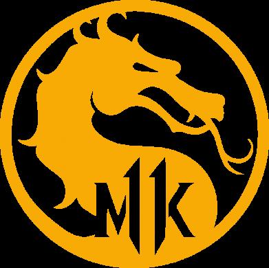 Принт Женская футболка Logo Mortal Kombat 11, Фото № 1 - FatLine