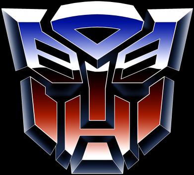 Принт Кепка Трансформери Лого 1, Фото № 1 - FatLine