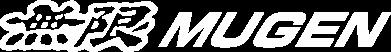 Принт Мужская толстовка на молнии Mugen Logo - FatLine