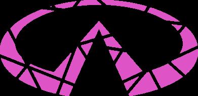 Принт Жіноча футболка Broken logo, Фото № 1 - FatLine