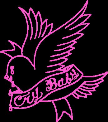 Принт Жіноча футболка Cry Baby bird cries, Фото № 1 - FatLine
