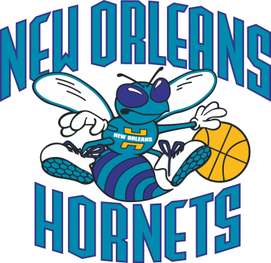 Принт Футболка Поло New Orleans Hornets - FatLine