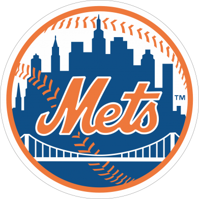 Принт Футболка Поло New York Mets - FatLine