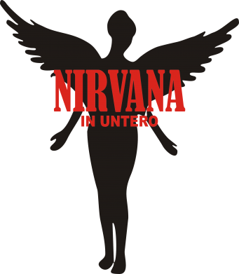 Принт Подушка Nirvana In United - FatLine