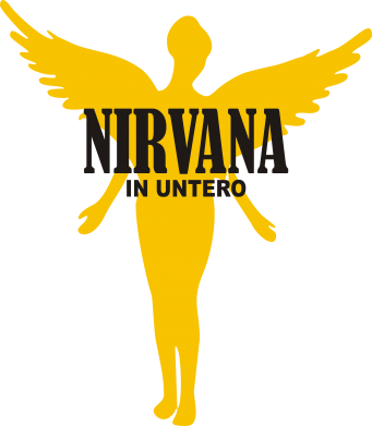 Принт Реглан Nirvana In United - FatLine