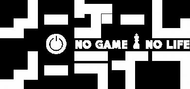 Принт Жіноча футболка No Game No Life logo, Фото № 1 - FatLine