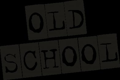 Принт Кепка old school, Фото № 1 - FatLine