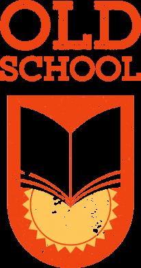 Принт Жіноча футболка Old school, Фото № 1 - FatLine