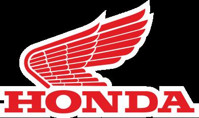Принт Футболка Поло Honda Vintage Logo - FatLine