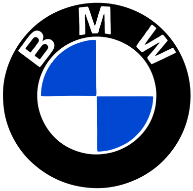 Принт Футболка Поло BMW - FatLine
