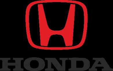 Принт Тельняшка с длинным рукавом Honda Classic - FatLine
