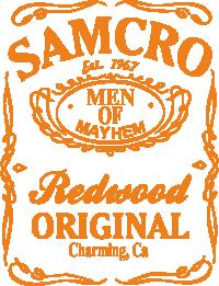 Принт Кружка 320ml Samcro - FatLine