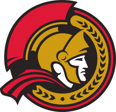 Принт Майка-тельняшка Ottawa Senators - FatLine