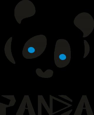 Принт Жіноча футболка Panda blue eyes, Фото № 1 - FatLine