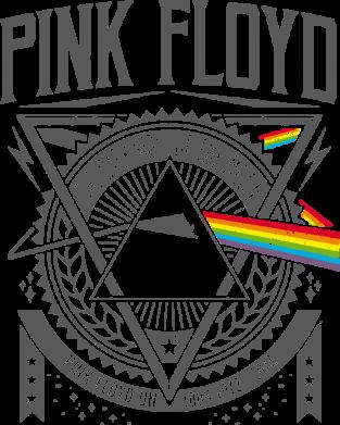 Принт Жіноча футболка Pink Floyd, Фото № 1 - FatLine