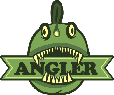 Принт Кепка Angler, Фото № 1 - FatLine