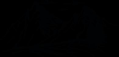 Принт Женская футболка Горные красоты, Фото № 1 - FatLine