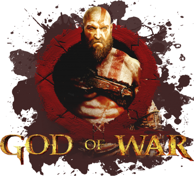 Принт Жіноча футболка God of War, Фото № 1 - FatLine