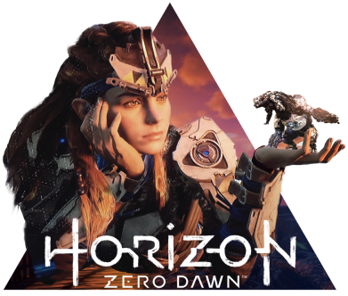 Принт Жіноча футболка Horizon Zero Dawn, Фото № 1 - FatLine
