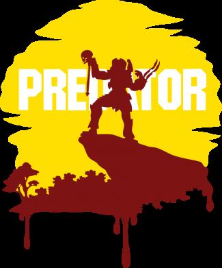 Принт Кепка Predator, Фото № 1 - FatLine