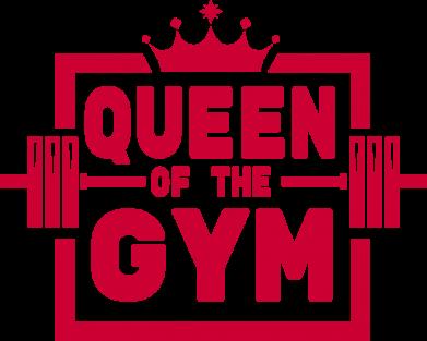 Принт Кружка 320ml Queen Of The Gym, Фото № 1 - FatLine
