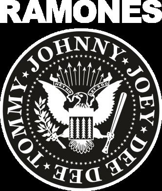 Принт Кепка Ramones, Фото № 1 - FatLine