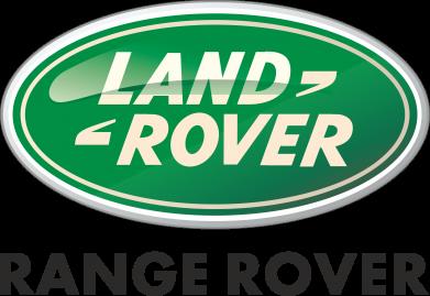 Принт Мужская футболка  с V-образным вырезом Range Rover - FatLine