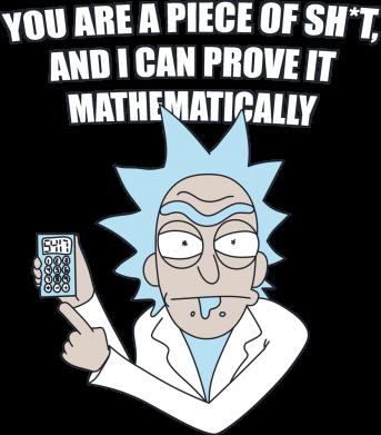 Принт Жіноча футболка Calculator, Фото № 1 - FatLine