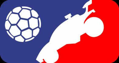 Принт Жіноча футболка Rocket League blue and red, Фото № 1 - FatLine