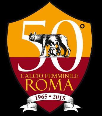 Принт Жіноча футболка Calcio Femminile Roma, Фото № 1 - FatLine