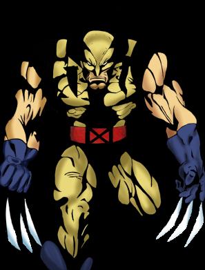Принт Кружка 320ml Wolverine comics, Фото № 1 - FatLine