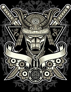 Принт Жіноча футболка Samurai, Фото № 1 - FatLine