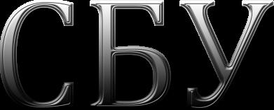 Принт Женская футболка СБУ серый, Фото № 1 - FatLine