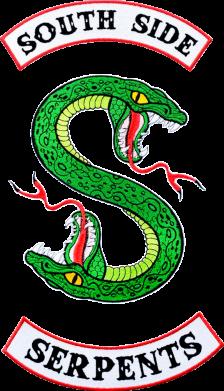 Принт Женская футболка South side serpents, Фото № 1 - FatLine