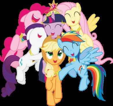 Принт Женская футболка My Little Pony, Фото № 1 - FatLine