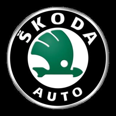 Принт Подушка Skoda Auto - FatLine