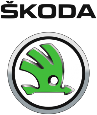 Принт Кружка 320ml Skoda Logo 3D - FatLine