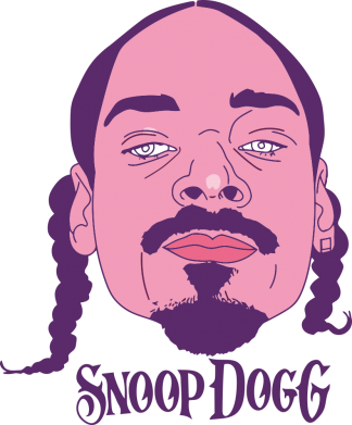 Принт Чехол для Samsung J5 2015 Snoop Dogg, Фото № 1 - FatLine