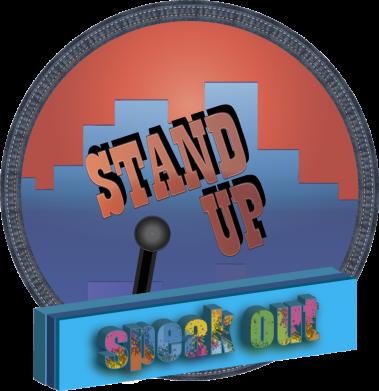 Принт Кепка Stand up, speak out, Фото № 1 - FatLine
