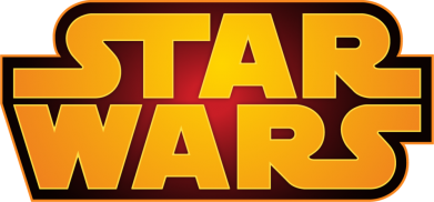 Принт Сумка Star Wars Gold Logo - FatLine