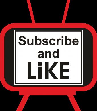 Принт Кепка Subscribe and like youtube, Фото № 1 - FatLine
