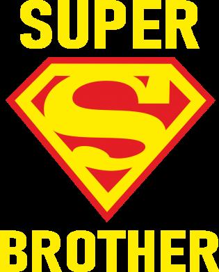 Принт Женская футболка Super Brother, Фото № 1 - FatLine