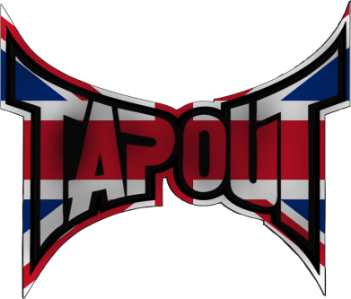 Принт Кружка 320ml Tapout England - FatLine