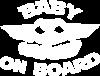 Baby on board yoda